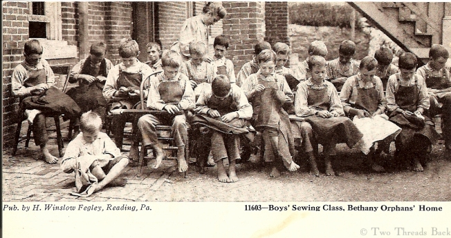 Bethany Orphanage Boys