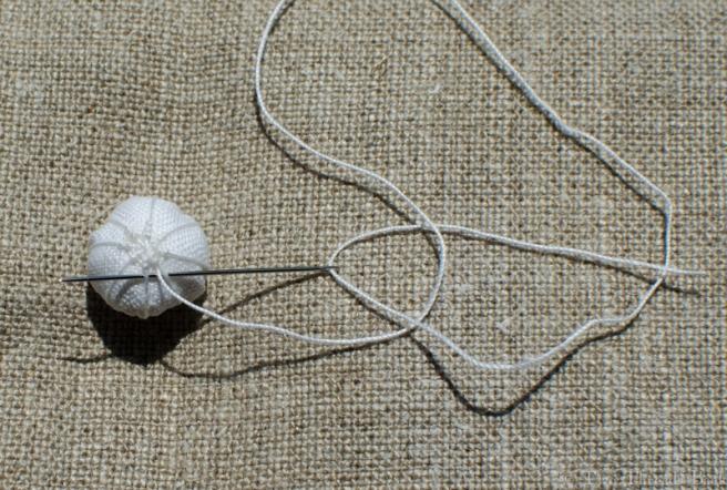 Dorset Knob Weaving