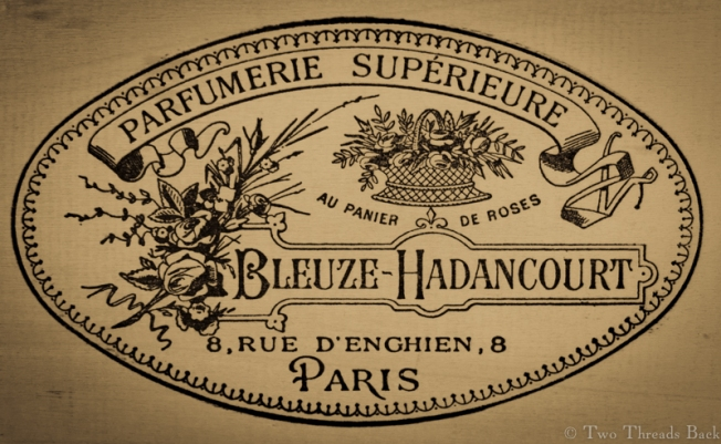 Paris Green Perfume