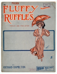 Fluffy Sheet Music