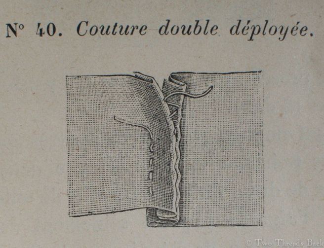 French Seam 1