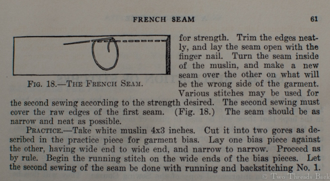 French Seam Woolman 2