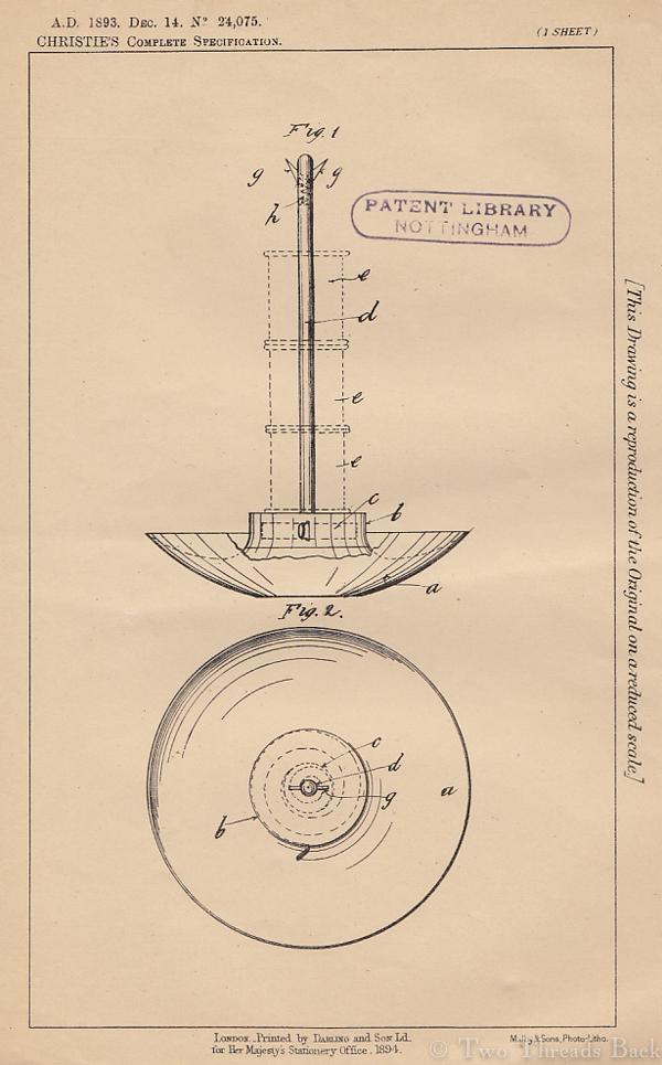 Christie Patent 2