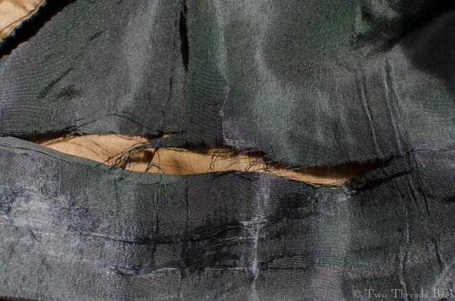 Skirt Damage