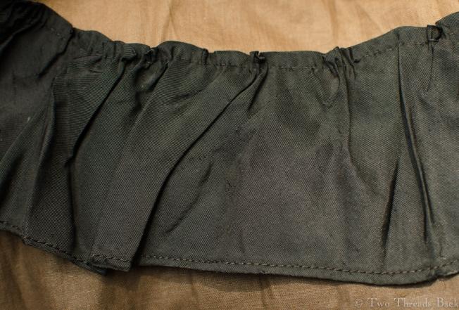 Skirt Ruffle Out