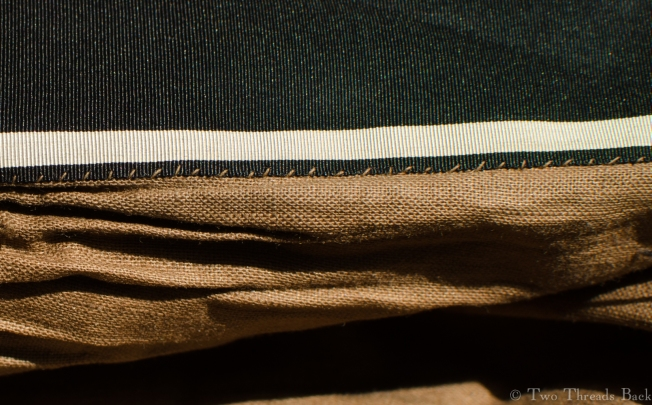 Skirt Selvedge Finish