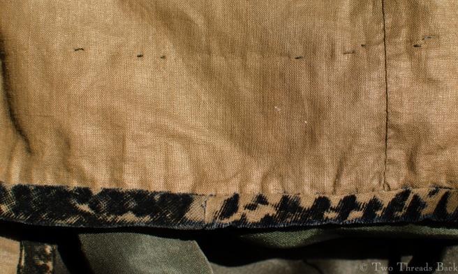 Skirt Velvet Out