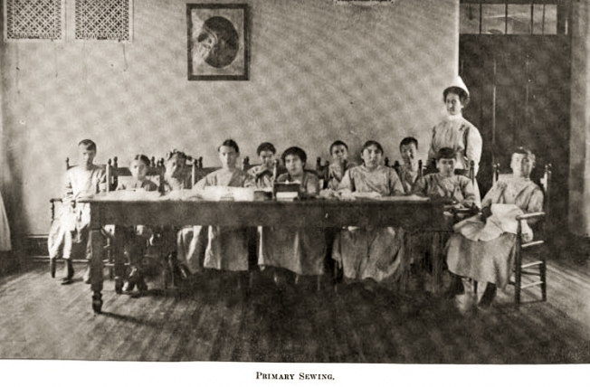 Rome Sewing Class 1