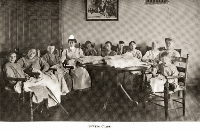 Rome Sewing Class 2